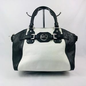 Michael Kors Medium Colourblock Hamilton Handbag